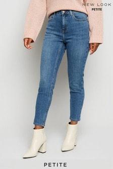 New Look Petite Mid Rise Super Skinny Jeans