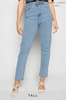 New Look Tall Waist Enhance Mom Jeans