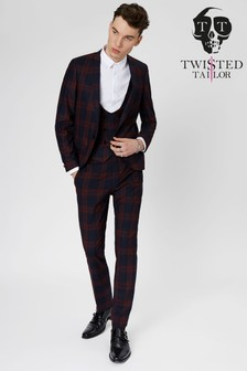 Twisted Tailor Suit Trousers