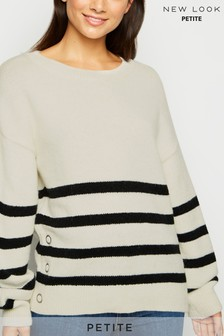 New Look Petite Stripe Jumper