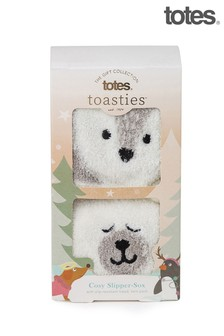 Totes Twin Novelty Supersoft Sock