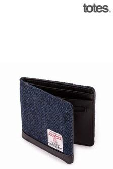Totes Harris Tweed Wallet