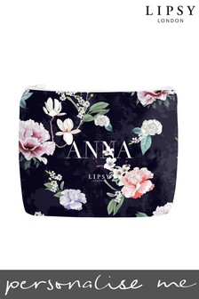 Personalised Lipsy Naomi Make Up Bag By Instajunction