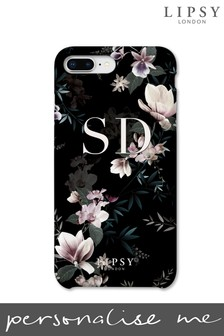Personalised Lipsy Lotus Phone Case by Koko Blossom