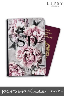 Personalised Lipsy Amelie Passport Cover by Koko Blossom