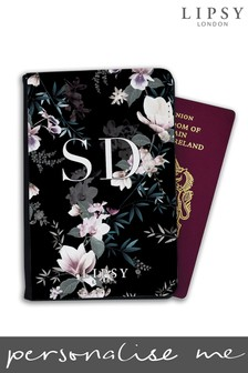 Personalised Lipsy Lotus Passport Cover by Koko Blossom