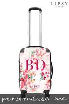 Personalised Lipsy Delilah Suitcase by Koko Blossom