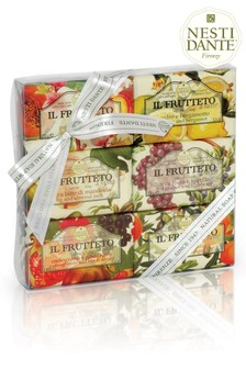 Nesti Dante Frutteo Gift Set Collection Assortment of 6 150g Soaps