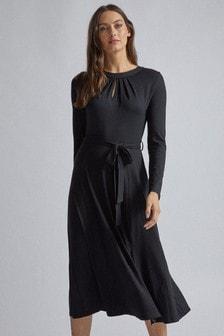 Dorothy Perkins Keyhole Midi Dress