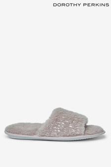 Dorothy Perkins Foil Fleck Slider Slippers
