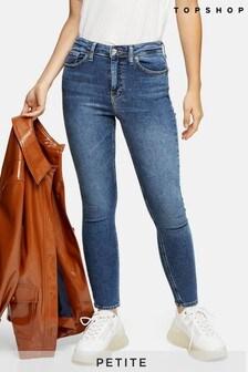 "Topshop Petite Jamie Jeans 28"" Leg"