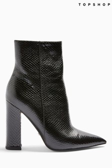 Topshop Harri Point Boots