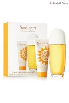 Elizabeth Arden Sunflowers 100ml EDT 3pc Set