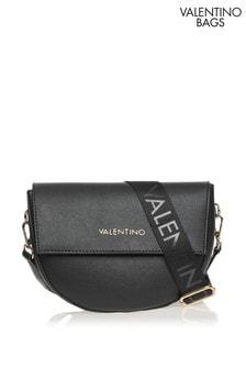 Valentino By Mario Valentino Saddle Crossbody Bag
