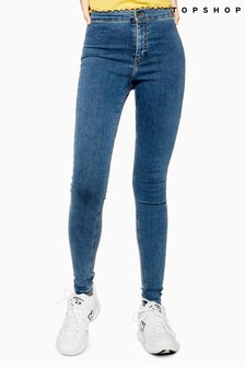 "Topshop Joni Jeans 32"" Leg"