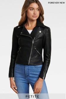 Forever New Petite Lola Biker Jacket