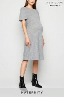 New Look Maternity Empire Seam Dress