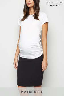 New Look Maternity Jersey Tube Skirt