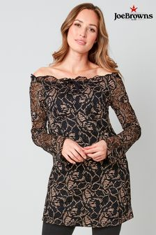 Joe Browns Flirty Lace Top
