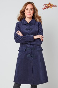 Joe Browns Luxurious Velvet Coat