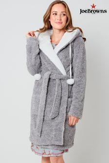 Joe Browns Winter Warm Pom Pom Dressing Gown