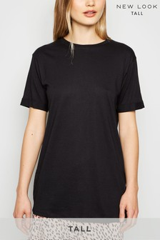 New Look Tall Organic Cotton T-Shirt
