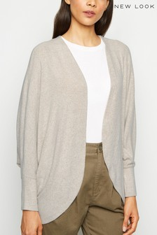 New Look Brushed Batwing Cardigan