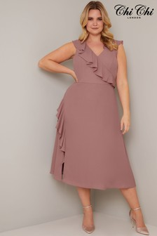 Chi Chi London Curve Kaimara Dress
