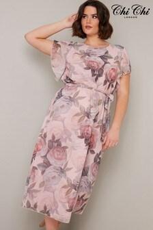 Chi Chi London Curve Shantal Dress