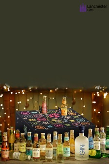Lanchester Wines Gin And Premium Tonics Advent Calendar