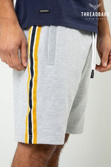 Threadbare Side Stripe Sweat Shorts