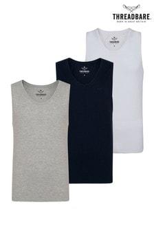 Threadbare Essential T-Shirt  Pack Of Three