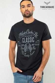 Threadbare Graphic Crew Neck T-Shirt