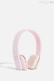 Skinnydip Pink Wireless Headphones