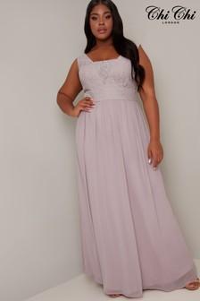 Chi Chi London Curve Iliana Dress