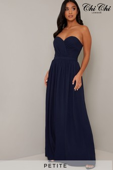 Chi Chi London Petite Mirabel Dress