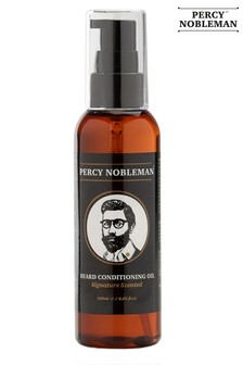 Percy Nobleman Scented Beard Oil 100ml