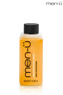 men-ü Healthy Facial Wash 100ml Refill
