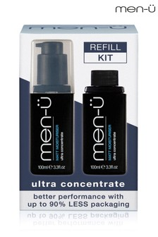 men-ü Refill Kit Matt Moisturiser