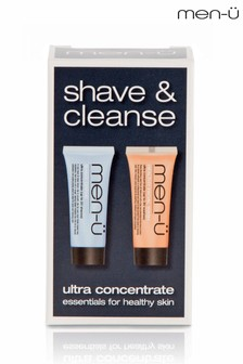 men-ü Shave and Cleanse Duo 2x15ml