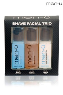 men-ü Shave Facial Trio