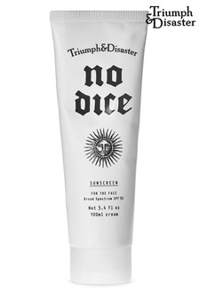 Triumph & Disaster No Dice Sunscreen SPF50