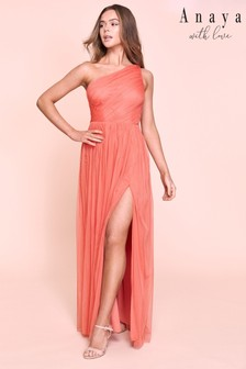 Anaya One Shoulder Maxi Dress