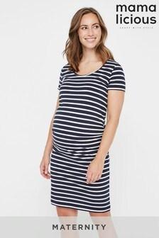 Mamalicious Jersey Maternity Dress