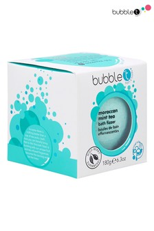 Bubble T Bath Fizzer Moroccan Mint Tea 180g