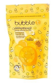 Bubble T Bath Pearls Lemongrass & Green Tea 20 x 4g