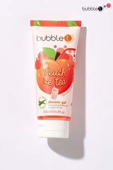 Bubble T Shower Gel Peach Ice Tea Edition 200ml