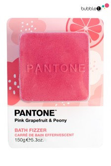 Bubble T Pink Grapefruit & Peony Bath Fizzer Pantone Edition 150g
