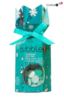 Bubble T Fizzy Bath Confetti Duo Moroccan Mint Tea