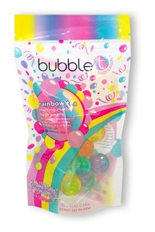 Bubble T Confetea Rainbow Bath Pearls